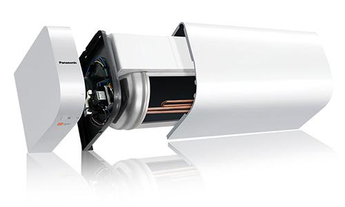 Máy nước nóng của Panasonic đặt ELB ở bên trong thay vì gần phích cắm như một số sản phẩm khác.