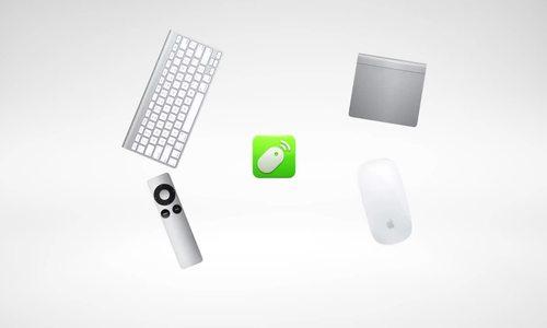Biến smartphone thành bàn phím, chuột không dây