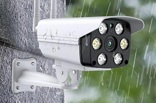 Camera ngoài trời của YooSee hỗ trợ hai anten, tầm kết nối tốt.