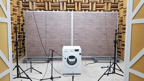 Phòng thử thách độ ồn trị giá 2 triệu USD tại Samsung,