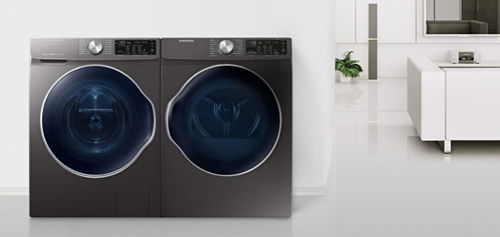 Thế hệ máy giặt cửa ngang FlexWash.