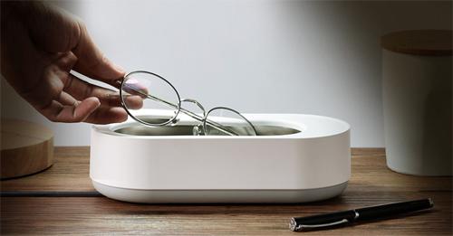 Kích thước của EraClean để vừa kính, đồng hồ.
