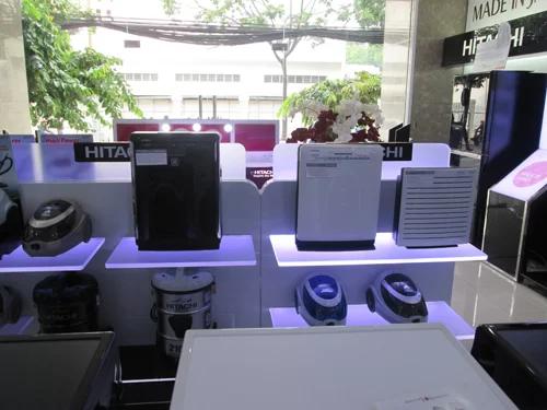 Một số sản phẩm máy lọc không khí.