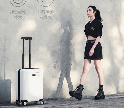 Vali thông minh của Cowarobot hợp tác sản xuất với Xiaomi.