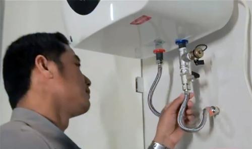 Bình nước nóng cần được bảo dưỡng tối thiểu là một năm một lần.