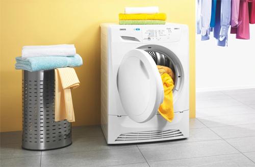 Máy sấy quần áo dùng hàng ngày có thể tốn điện gấp rưỡi tủ lạnh bật liên tục cả tháng.