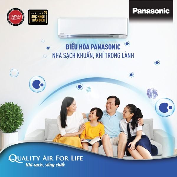 Vì sao điều hòa Panasonic được ưa chuộng