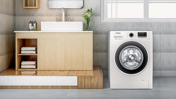 Cách sử dụng chế độ vệ sinh lồng giặt trên máy giặt Samsung cực đơn giản