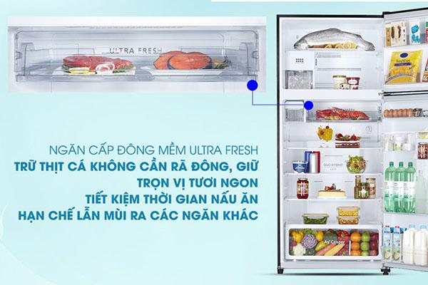 ngan-cap-dong-mem-ultra-fresh-3-do-c-tren-tu-lanh-toshiba