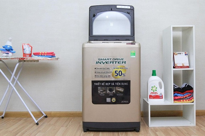 Có nên mua máy giặt Hitachi