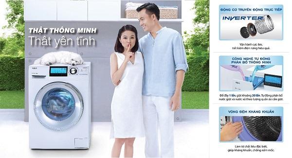 Mua máy giặt Aqua có tốt không?