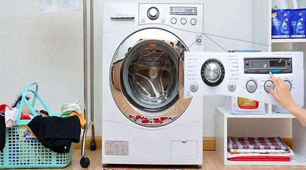 Dùng máy giặt LG cửa trước có tốt không?