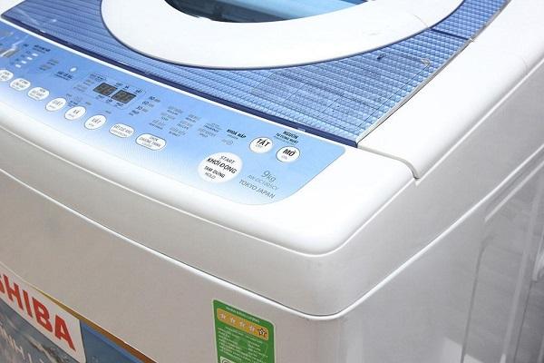 Máy giặt Toshiba tốt nhất khá phù hợp với túi tiền người tiêu dùng
