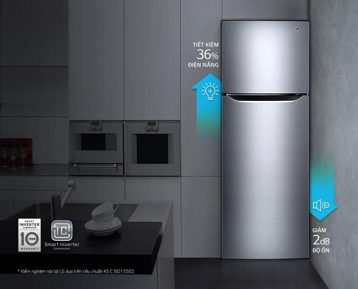 Tủ lạnh LG có tốt không?