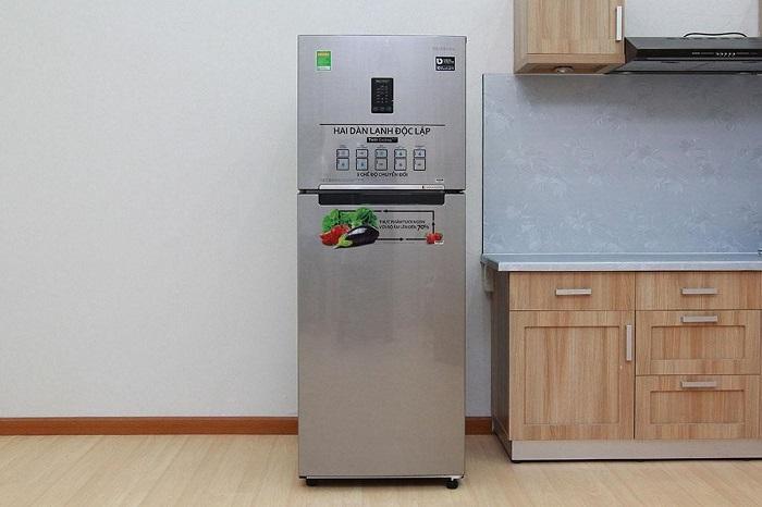 Tủ lạnh Samsung thiết kế ấn tượng, phù hợp với mọi không gian bếp