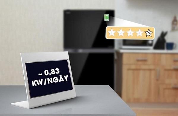 Tủ lạnh Toshiba áp dụng công nghệ hiện đại tiết kiệm điện tối đa
