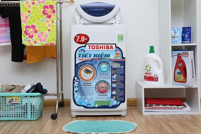Máy giặt Toshiba ngày càng được nhiều người lựa chọn bởi độ bền cao