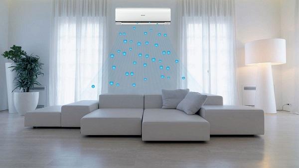 Máy lạnh giúp con người tận hưởng cuộc sống tiện nghi hơn