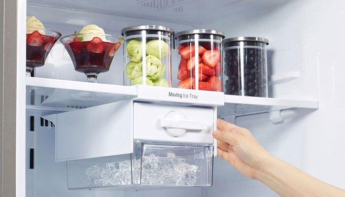 Nhiệt độ ngăn đá tủ lạnh bao nhiêu là phù hợp