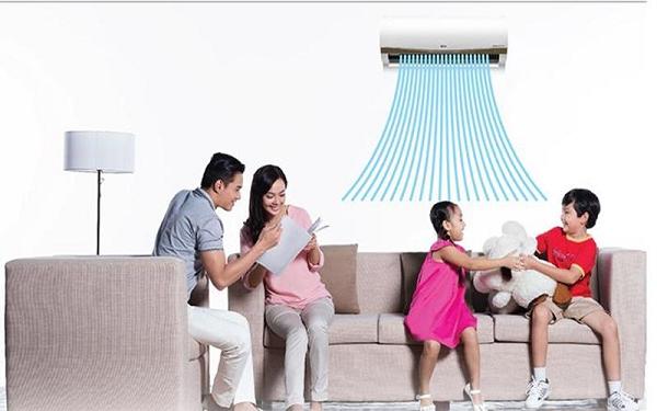Công nghệ lọc bụi bên trong máy lạnh LG giúp giữ cho không khí luôn trong lành